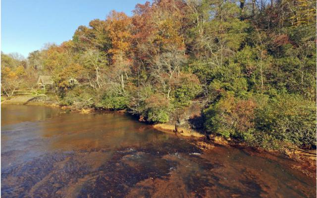 LOT 6 Riverbend Trail, Hayesville, NC 28904 (MLS #262674) :: RE/MAX Town & Country