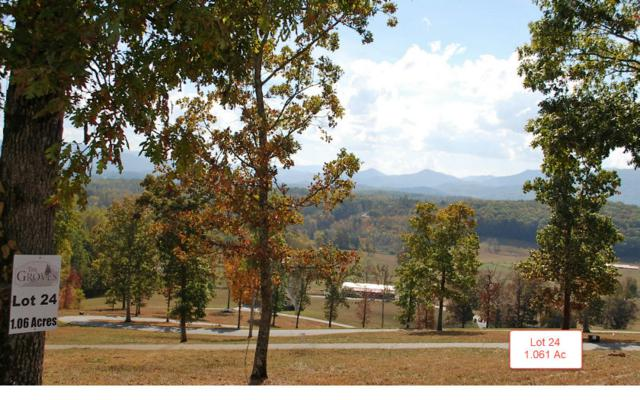 LT24 Jack Groves Lane, Hayesville, NC 28904 (MLS #262875) :: RE/MAX Town & Country