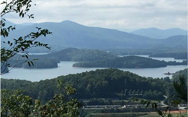 LOT 9 Crawford Heights, Hayesville, NC 28904 (MLS #263357) :: RE/MAX Town & Country
