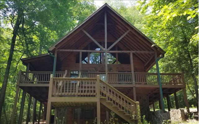 537 Johns Ridge Rd, Epworth, GA 30541 (MLS #268743) :: RE/MAX Town & Country