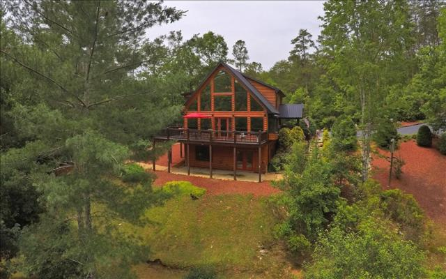 267 Benton Mackaye Trail, Cherry Log, GA 30522 (MLS #268759) :: RE/MAX Town & Country