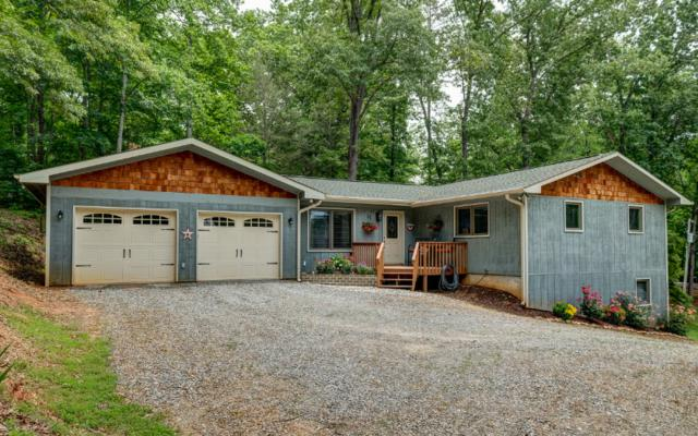 731 Walker Point Road, Hayesville, NC 28904 (MLS #268947) :: RE/MAX Town & Country