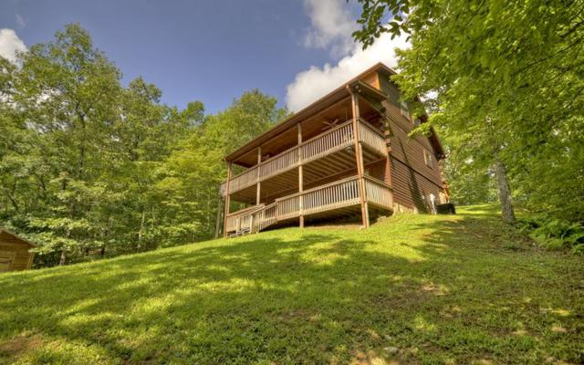 594 Bear Mountain Pass, Mineral Bluff, GA 30559 (MLS #269391) :: RE/MAX Town & Country