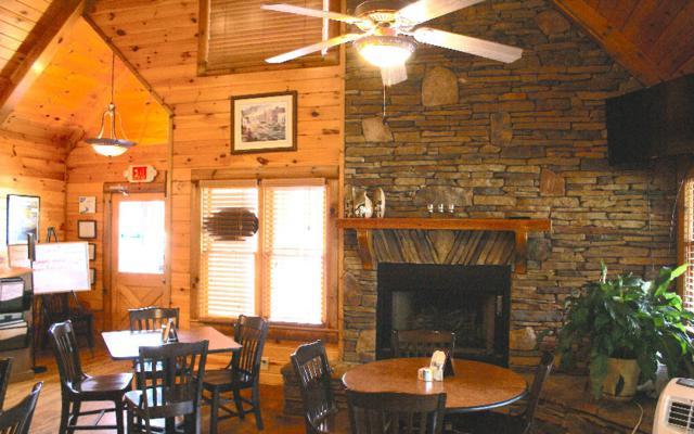Blueridge Restaurant, Blue Ridge, GA 30513 (MLS #269518) :: RE/MAX Town & Country