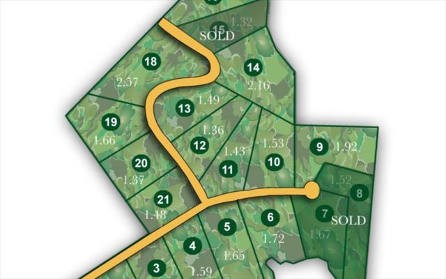 LOT 9 Winding Brook Lane, Morganton, GA 30560 (MLS #269656) :: RE/MAX Town & Country