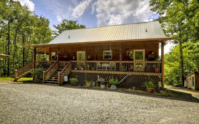210 Creekside Drive, McCaysville, GA 30555 (MLS #270417) :: RE/MAX Town & Country