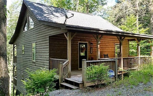 169 Wilderness Drive, Hayesville, NC 28904 (MLS #270459) :: RE/MAX Town & Country