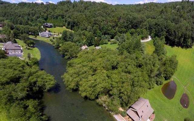 LOT30 Toccoa River Lane, Mineral Bluff, GA 30559 (MLS #270669) :: RE/MAX Town & Country