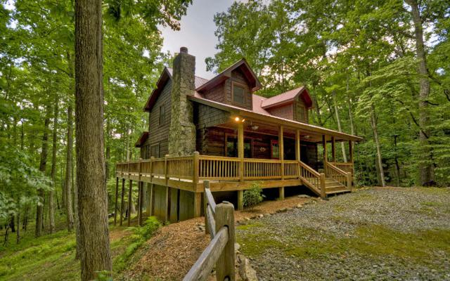 121 Wild Turkey Trail, Morganton, GA 30540 (MLS #270912) :: RE/MAX Town & Country