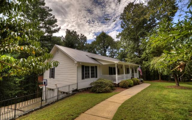 192 Etowah Drive, Ellijay, GA 30540 (MLS #271119) :: RE/MAX Town & Country