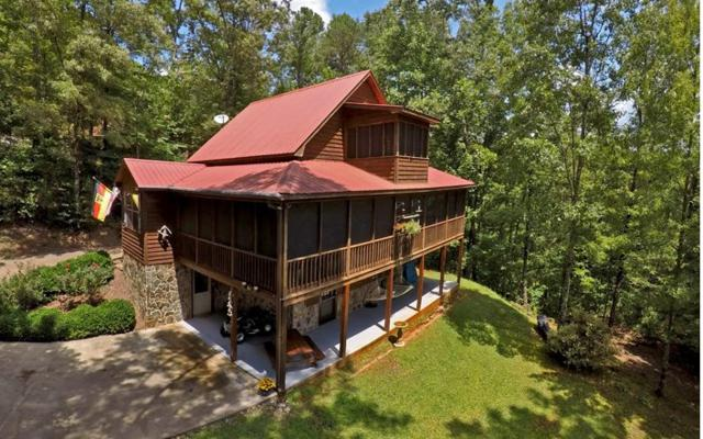 950 Laurel Circle, Blue Ridge, GA 30513 (MLS #271164) :: RE/MAX Town & Country