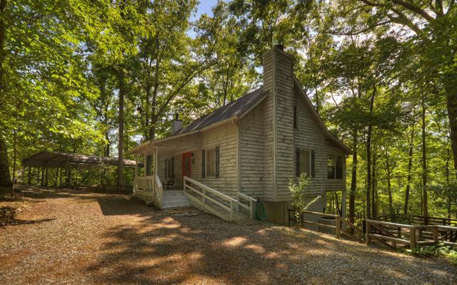 45 Coby Ann Ln, Blairsville, GA 30512 (MLS #271259) :: RE/MAX Town & Country