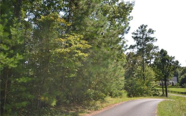 LT 21 Meadowlands Drive, Talking Rock, GA 30175 (MLS #271794) :: RE/MAX Town & Country