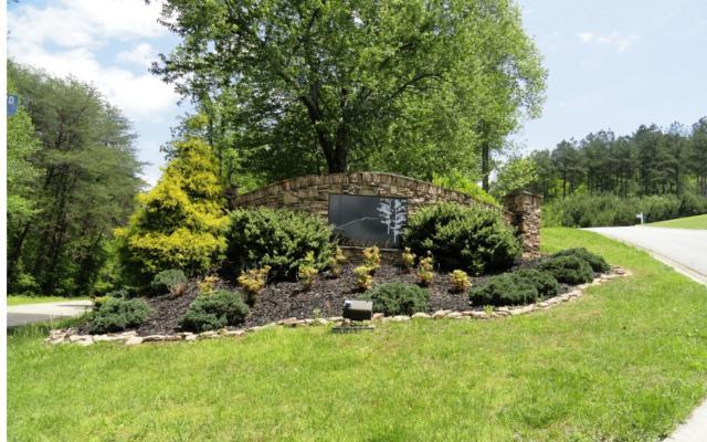 LT50 Pinehurst-Inwood Ln, Blairsville, GA 30512 (MLS #272053) :: RE/MAX Town & Country