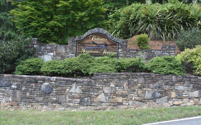 LT14 Cohutta Mtn Springs, Ellijay, GA 30540 (MLS #272126) :: RE/MAX Town & Country