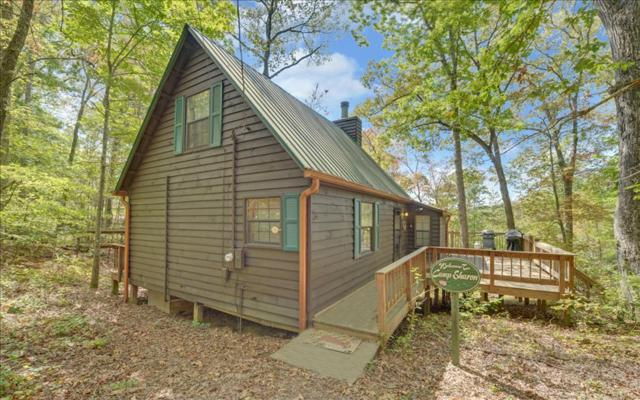 133 Conroy Street, McCaysville, GA 30555 (MLS #272137) :: RE/MAX Town & Country