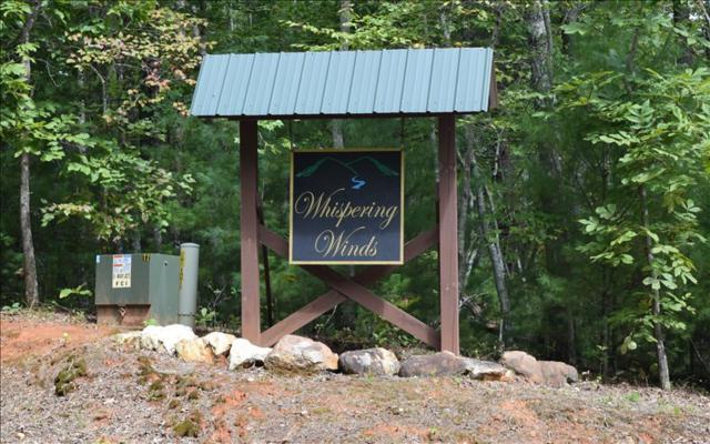 Lt 5 Whisperingwind, Morganton, GA 30560 (MLS #272167) :: RE/MAX Town & Country