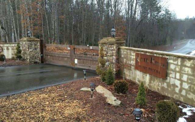LT 61 Whispering Creek Ln, Blue Ridge, GA 30513 (MLS #272241) :: RE/MAX Town & Country