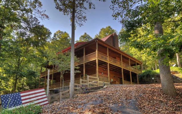 65 Jenkins Trail, Blairsville, GA 30512 (MLS #272246) :: RE/MAX Town & Country