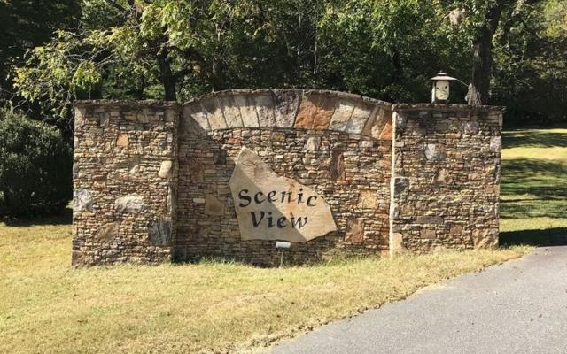 LOT17 Scenic Views, Hiawassee, GA 30546 (MLS #272465) :: RE/MAX Town & Country