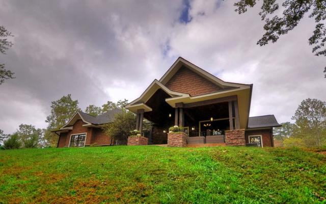 2637 Mountain Tops Road, Blue Ridge, GA 30513 (MLS #272595) :: RE/MAX Town & Country