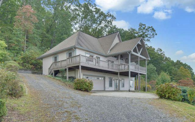465 Sunset Drive, Hiawassee, GA 30546 (MLS #272603) :: RE/MAX Town & Country