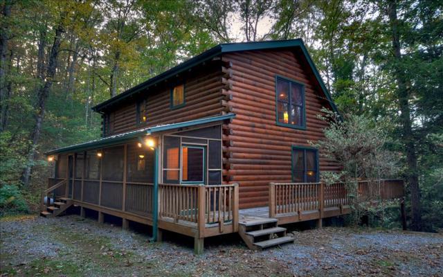381 Icy Lane, Blue Ridge, GA 30513 (MLS #272633) :: RE/MAX Town & Country