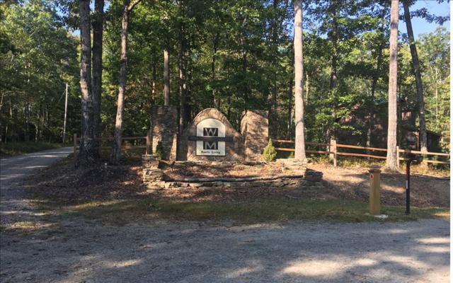 LOT 6 Wise Mountain Estate, Morganton, GA 30560 (MLS #272647) :: RE/MAX Town & Country