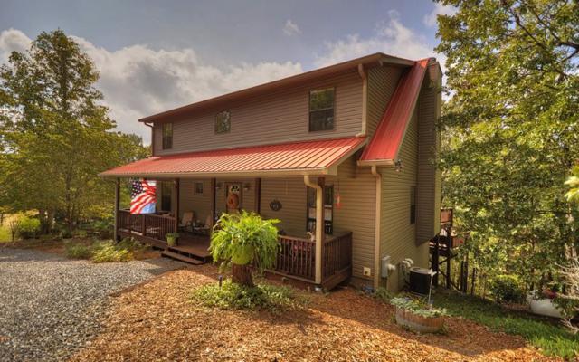 350 Drena Drive, Ellijay, GA 30540 (MLS #272666) :: RE/MAX Town & Country