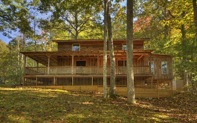 81 Meadow Hill, Blairsville, GA 30512 (MLS #272672) :: RE/MAX Town & Country