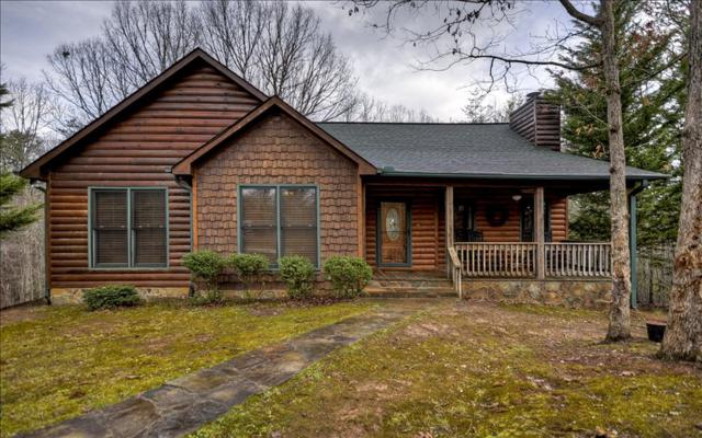 901 W Hidden Vally Lakes, McCaysville, GA 30555 (MLS #272899) :: RE/MAX Town & Country