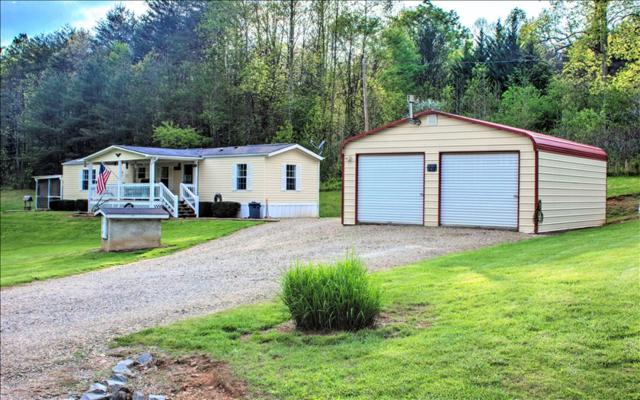 2734 Mountain View Road, McCaysville, GA 30555 (MLS #272992) :: RE/MAX Town & Country