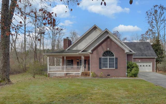 210 Souther Farm Drive, Blairsville, GA 30512 (MLS #273366) :: RE/MAX Town & Country