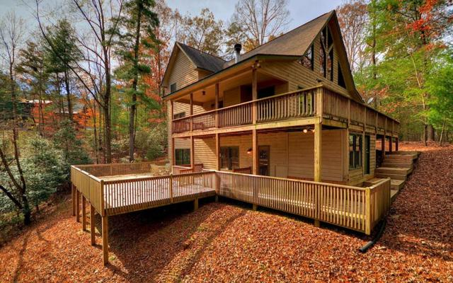 62 Lakeview Terrace, Ellijay, GA 30536 (MLS #273458) :: RE/MAX Town & Country
