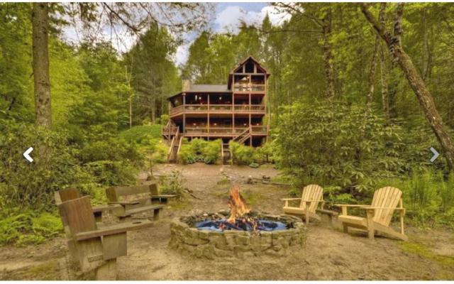 823 Old Silver Mine Road, Mc Caysville, GA 30555 (MLS #273797) :: RE/MAX Town & Country