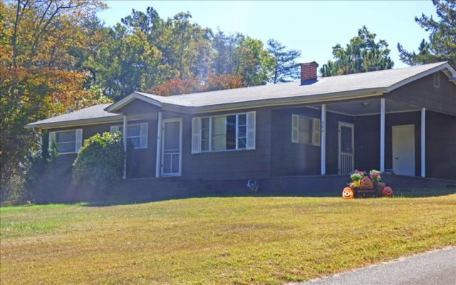 484 Salem Road, Mineral Bluff, GA 30559 (MLS #273952) :: RE/MAX Town & Country