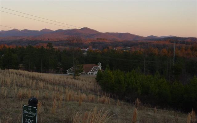 LOT31 Longview Dr, Blairsville, GA 30512 (MLS #273965) :: RE/MAX Town & Country