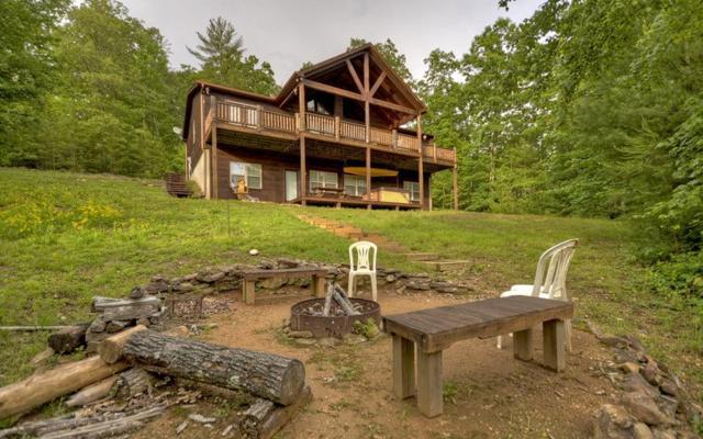 84 Rabbit Ridge, Suches, GA 30572 (MLS #274161) :: RE/MAX Town & Country