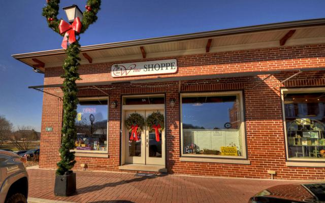 6 The Wine Shoppe, Blairsville, GA 30512 (MLS #274276) :: RE/MAX Town & Country