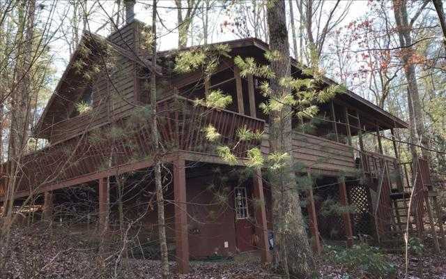 158 Back Log Rd, Blairsville, GA 30512 (MLS #274440) :: RE/MAX Town & Country