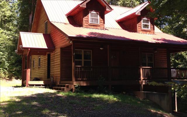 241 Rebel Lane, Hayesville, NC 28904 (MLS #274462) :: RE/MAX Town & Country