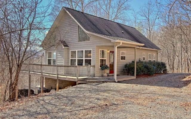 154 Mill Creek Overlook, Hayesville, NC 28904 (MLS #274647) :: RE/MAX Town & Country