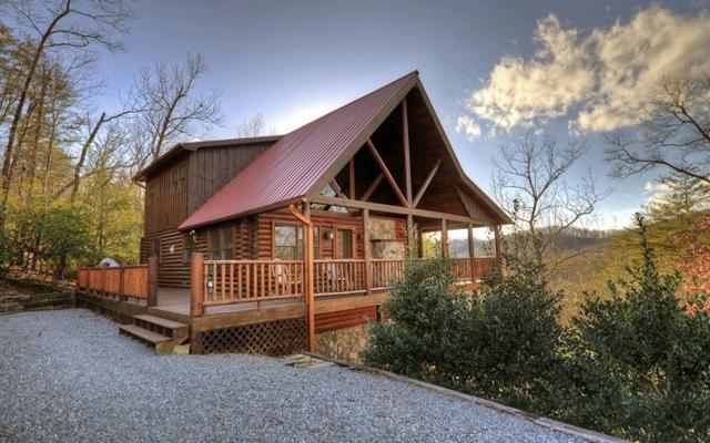 552 Weaver Creek Way, Blue Ridge, GA 30513 (MLS #274682) :: RE/MAX Town & Country