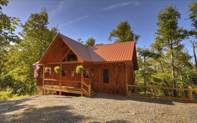 7 Leatherwood Mtn, Cherry Log, GA 30522 (MLS #274807) :: RE/MAX Town & Country