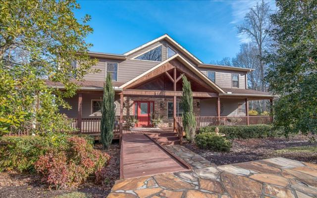94 Travis Ridge, Blairsville, GA 30512 (MLS #274934) :: RE/MAX Town & Country