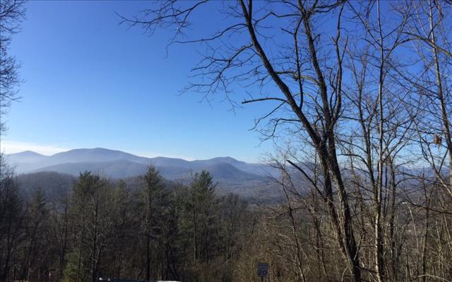 LT 74 The Mountain, Blairsville, GA 30512 (MLS #274998) :: RE/MAX Town & Country