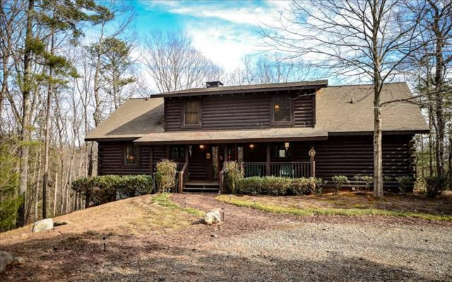 340 North Ridge Drive, Ellijay, GA 30540 (MLS #275214) :: RE/MAX Town & Country