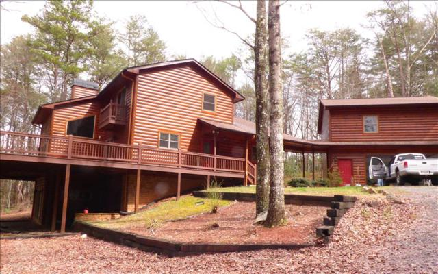 123 Old Fjord, Blue Ridge, GA 30513 (MLS #275423) :: RE/MAX Town & Country