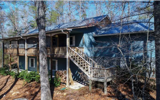 60 Star Creek Drive, Morganton, GA 30560 (MLS #275565) :: RE/MAX Town & Country