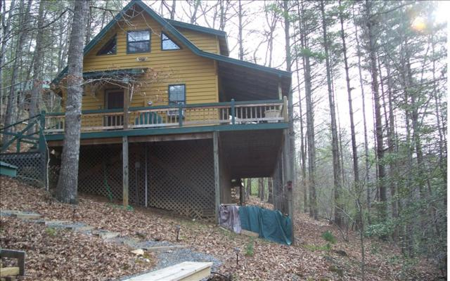 154 Browns Mill Mountain, Suches, GA 30572 (MLS #275596) :: RE/MAX Town & Country